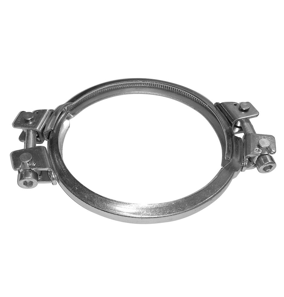 Двухэлементные зажимные кольца